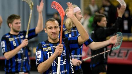 Henke Larsson  (Foto: Bjorn Lindgren/SCANPIX)