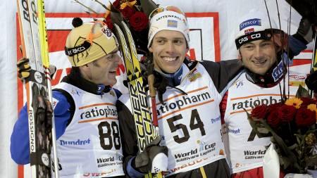 Northug  (Foto: ANDERS WIKLUND/AFP)