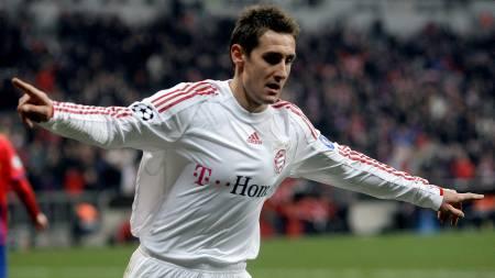 Miroslav Klose  (Foto: MICHAEL DALDER/REUTERS)