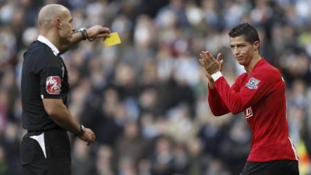 Ronaldo (Foto: Jon Super/AP)