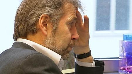 Arne Johannessen synes oppklaringsprosenten av vinningskriminaliteten i Oslo er pinlig. (Foto: TV 2)
