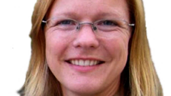 BUSKERUD: Ulla Nordgarden ble valgt som listetopp foran Helge Stiksrud ved loddtrekning.