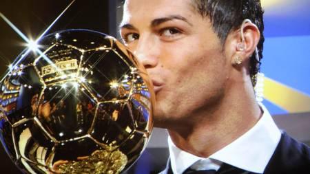 Ronaldo  (Foto: FRANCK FIFE/AFP)