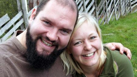 IKKE KONTAKT: Ola Sylte og Astrid Elisabeth Fosshaug har ikke snakket sammen på tre uker.