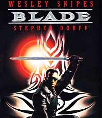 BLADE: Stephen Norrington står blant annet bak filmen «Blade» fra 1998.