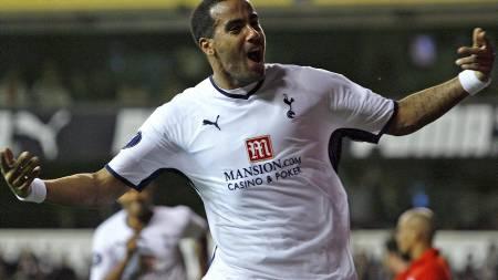 Tottenham Hotspurs Tom Huddlestone  (Foto: IAN KINGTON/AFP)