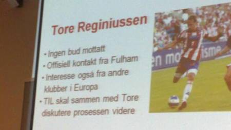 Tore Reginiussen  (Foto: Egil Pettersen, TV 2)