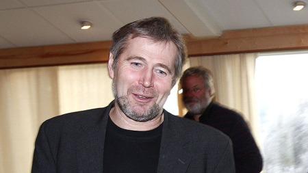 Johannesen tror på et tryggere samfunn med mer politi i gatene. (Foto:  Gorm Kallestad, ©SCAPIX)