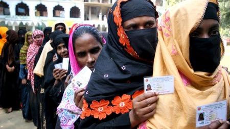 Bangladesh-valg2 (Foto: ABIR   ABDULLAH/SCANPIX)