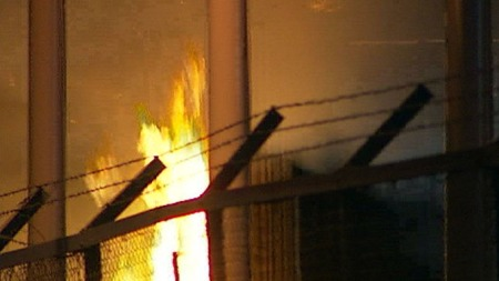 Brann Fyrverkeri (Foto: TV 2)
