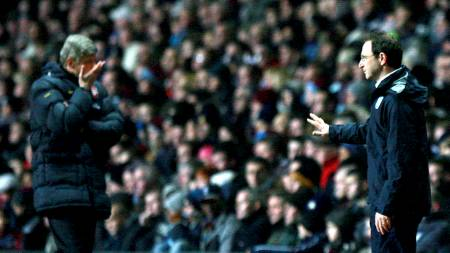 Wenger  (Foto: STEVE WOODS/EPA)