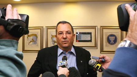 Ehud Barak. (Foto: GALI TIBBON, ©EPA)