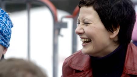 Nestleder i Arbeiderpartiet, Helga Pedersen, kommer med et nytt barnehageløfte.  (Foto: Kyrre Lien/SCANPIX)