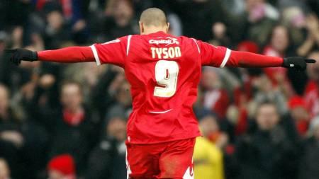 Nathan Tyson, Nottingham Forest  (Foto: Jon Super/AP)