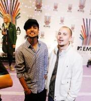 Karpe Diem under MTV European Music Awards.