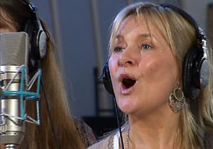 CD-KLAR: Elisabeth Andreassen er i februar klar med sin nye   plate «Spellemann».