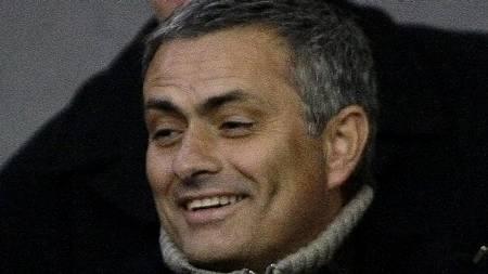 Jose Mourinho l  (Foto: DARREN STAPLES/SCANPIX)