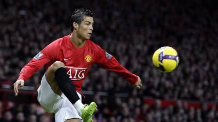 Ronaldo  (Foto: DARREN STAPLES/ SCANPIX)