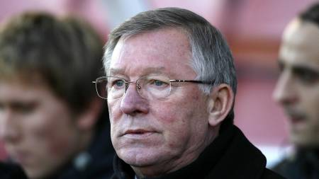 Sir Alex Ferguson  (Foto: IAN KINGTON/AFP)