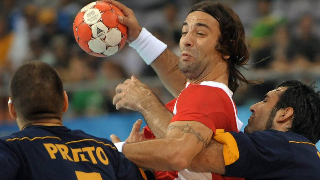 Ivano Balic  (Foto: SAEED KHAN/AFP)