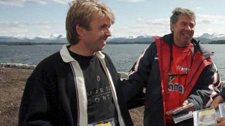 GAMLE VENNER: Mini er kritisk til gamlesjefen Drillo. (Foto:   Johansen, Erik/Scanpix)