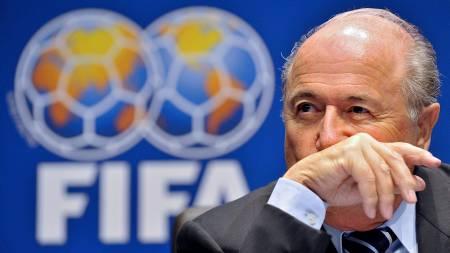 Sepp Blatter (Foto: FABRICE COFFRINI/AFP)