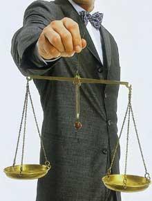 OVERVEID: Ikke alle utsagn i retten er like godt gjennomtenkte.