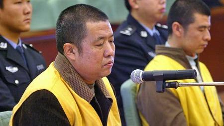 Geng Jinping og Geng Jinzhu (Foto: AP)
