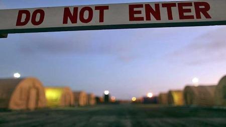 Guantanamo-basen (Foto: AP/SCANPIX)