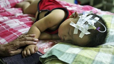 Morsmelkskandale Kina (Foto:   AP)