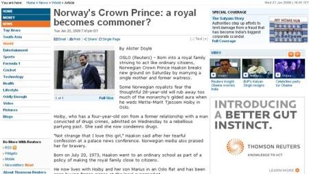 Reuters-faksimile2 (Foto: Faksimile / Reuters)
