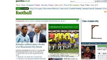 The Guardian (Foto: Faksimile/Guardian/)