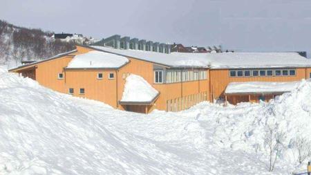 Slettaelva skole (Foto: Tromsø Kommune )