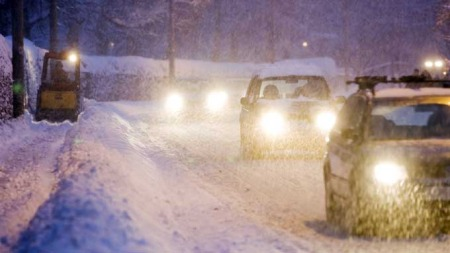 Oslo har fått uvanlig mye snø. (Foto: Håkon Mosvold Larsen / SCANPIX)