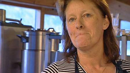Astrid Johansen (Foto: TV 2)