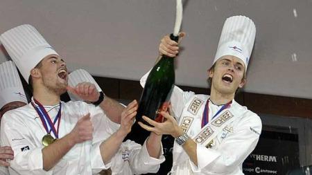 Geir Skeie verdensmester (Foto: Scanpix)