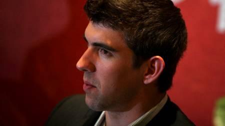 Michael Phelps  (Foto: Ng Han Guan/AP)