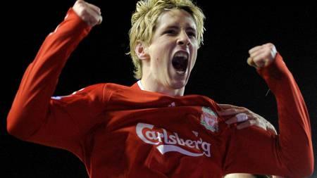 Liverpool's Spanish forward Fernando Torres  (Foto: ANDREW YATES/AFP)
