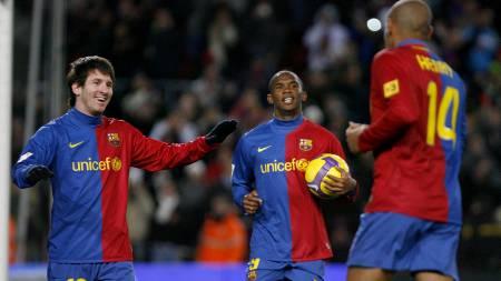 barcelona   (Foto: JOSEP LAGO/AFP)