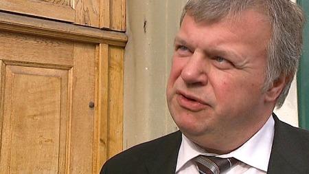 Helse- og omsorgsminister Bjarne Håkon Hanssen skal bestemme seg for hvilken narkotikapolitikk regjeringen skal ha i løpet av våren. (Foto: Tommy Aase, ©TV 2)