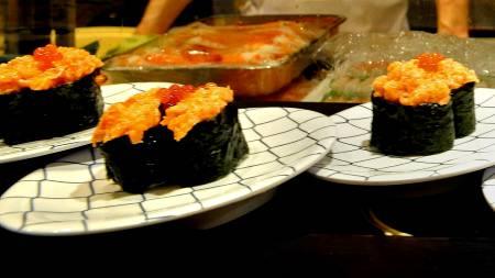 sushi  (Foto: PHILIPPE LOPEZ/AFP)