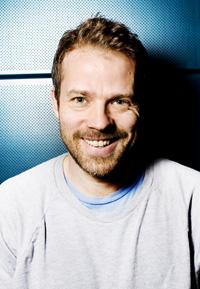KLAR: Christian Skolmen skal dele scenen med Conradi og Skåber   på Chat Noir neste år.