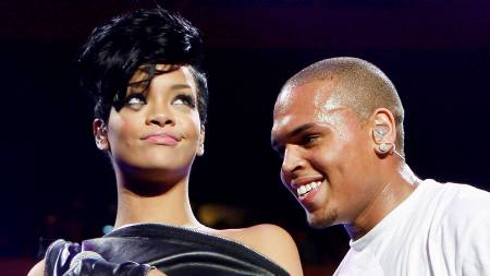 Rihanna og Chris Brown (Foto: © Lucas Jackson / Reuters/REUTERS)