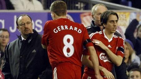 Steven Gerrard (Foto: PAUL THOMAS/AP)