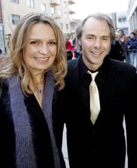 FLYTTER: Harald og Veslemøy Ruud Zwart flytter i mai fra Los Angeles til Kina for å spille inn «Karate Kid»-film.