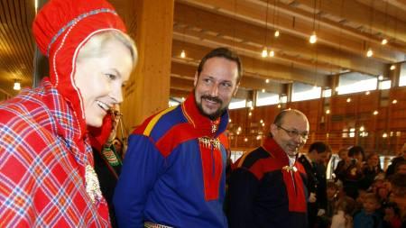 Sametingspresident Egil Olli syns forslaget om samekoftenekt høres litt rart ut.  (Foto: Åserud, Lise/SCANPIX/)