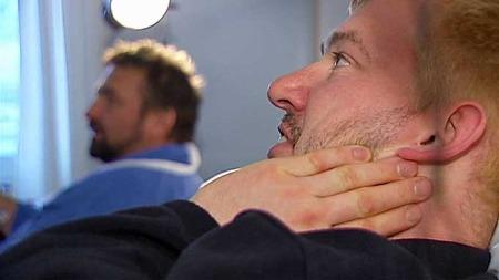 Isak Isaksen og Øystein Samuelsen (Foto: TV 2)