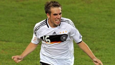 Philipp Lahm  (Foto: JOHN MACDOUGALL/AFP)