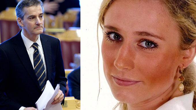 Jonas Gahr Støre blir beskyldt for populisme og dobbeltmoral når han kritiserer Jemen for ikke å utlevere Farouk Abdulhak, som er ettersøkt for drapet på Martine Vik Magnussen. (Foto: SCANPIX/PRIVAT)