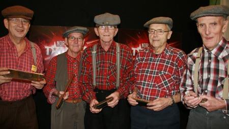 Bergens munnspillorkester, norske talenter